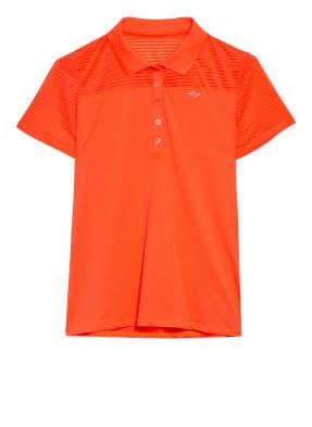 RÖHNISCH Funktions-Poloshirt MIKO mit Mesh-Einsatz