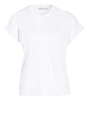 FUNKTION SCHNITT, T-Shirt BREEZE aus Leinen