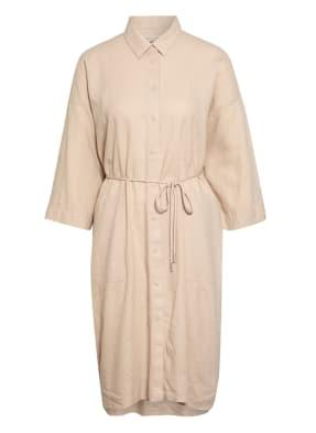 InWear Hemdblusenkleid DRIZAIW mit Leinen
