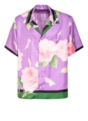 VALENTINO Resorthemd Comfort Fit aus Seide