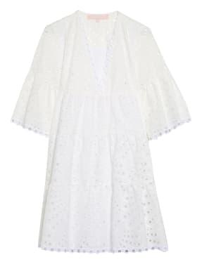 VALÉRIE KHALFON Kleid SHAMA aus Lochspitze