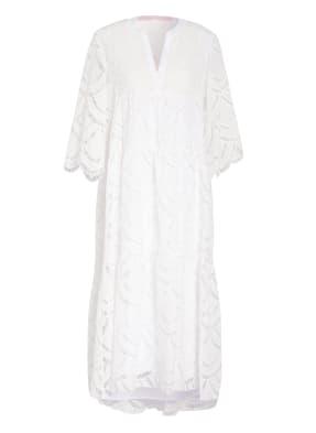 VALÉRIE KHALFON Kleid HAPPY mit 3/4-Arm und Lochspitze