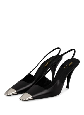 SAINT LAURENT Slingpumps BLADE 90
