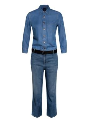 JACOB COHEN Jeans-Jumpsuit mit 3/4-Arm