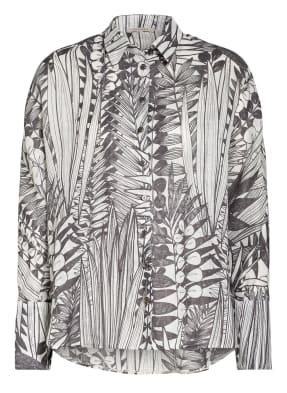 lilienfels Hemdbluse aus Leinen