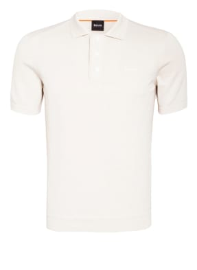BOSS Strick-Poloshirt KAPOLO Regular Fit