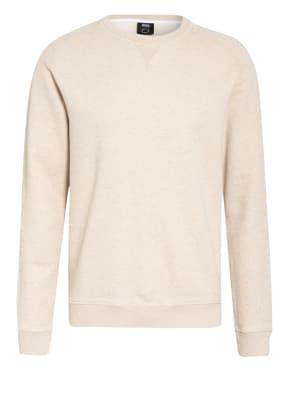 BOSS Sweatshirt WESEED mit Hanf