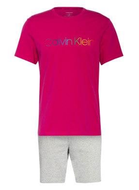 Calvin Klein Shorty-Schlafanzug PRIDE