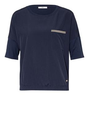 BRAX T-Shirt CANDICE im Materialmix