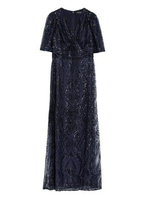 LAUREN RALPH LAUREN Abendkleid DENITA mit Paillettenbesatz