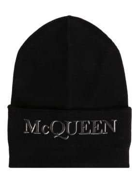 Alexander McQUEEN Mütze mit Cashmere