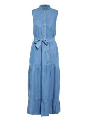MORE & MORE Kleid in Jeansoptik