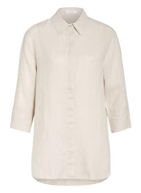 OPUS Oversized-Hemdbluse FYTHON aus Leinen
