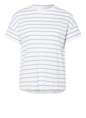 OPUS T-Shirt SILEIKA mit Leinen