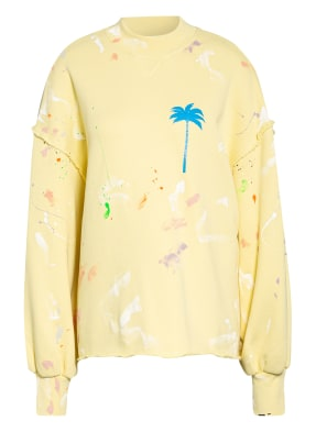 Palm Angels Oversized-Sweatshirt PALM TREE