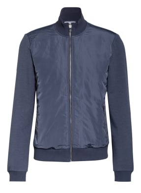 REISS Sweatjacke STEVEN im Materialmix