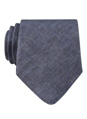 REISS Krawatte TOULOUSE aus Leinen