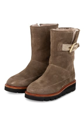 STEFFEN SCHRAUT Plateau-Boots 17 ST. MARY'S PARK