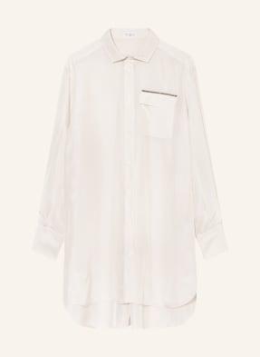 BRUNELLO CUCINELLI Hemdbluse aus Seide