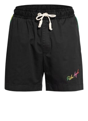 Palm Angels Shorts mit Galonstreifen
