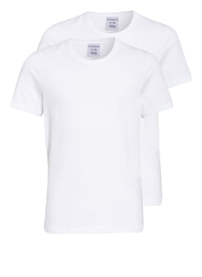 SCHIESSER 2er-Pack T-Shirts 95/5