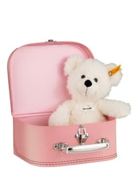 Steiff Set: Teddybär-Kuscheltier LOTTE und Spielkoffer
