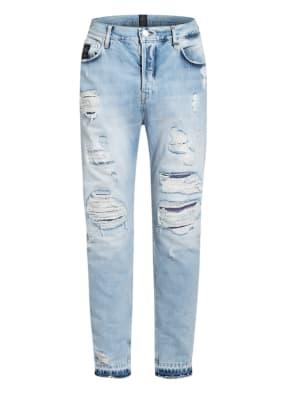 ER ELIAS RUMELIS Destroyed Jeans ERCARACAS Loose Fit