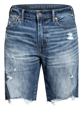 AMERICAN EAGLE Jeans-Shorts Slim Fit