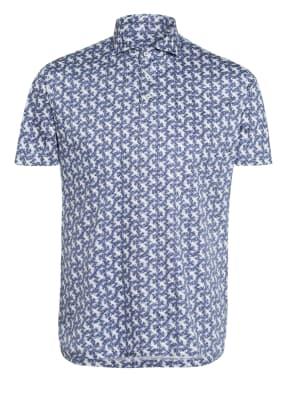 van Laack Jersey-Poloshirt PESO Slim Fit