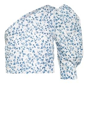 CLAUDIE PIERLOT One-Shoulder-Bluse BIAGIO