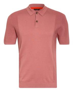 TED BAKER Strick-Poloshirt BUMP