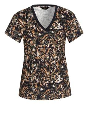 TED BAKER T-Shirt JILLIEE mit Leinen