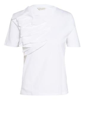 TED BAKER T-Shirt JESSEA mit Volantbesatz
