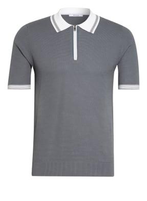 REISS Piqué-Poloshirt ANDREW