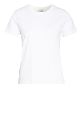 CLOSED T-Shirt mit Leinen