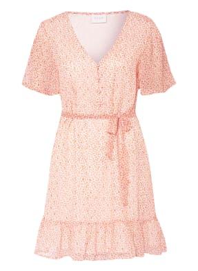 VILA Kleid mit Glitzergarn