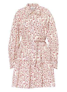 sandro Hemdblusenkleid