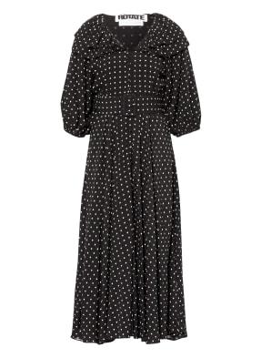 ROTATE BIRGER CHRISTENSEN Kleid ELLIE mit Rüschenbesatz