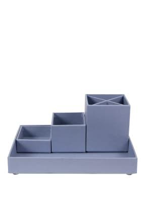 BIGSO BOX OF SWEDEN 4-tlg. Schreibtisch-Organizer Set LENA