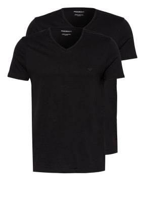 EMPORIO ARMANI 2er-Pack V-Shirts