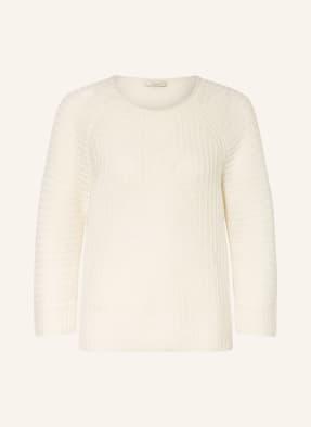 lilienfels Cashmere-Pullover mit 3/4-Arm