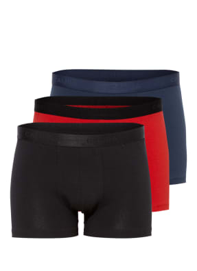 CALIDA 3er-Pack Boxershorts NATURAL BENEFIT