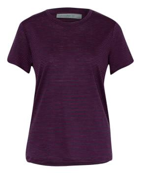 icebreaker T-Shirt DOWAS aus Merinowolle
