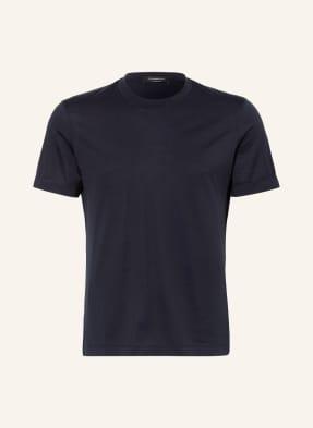 Ermenegildo Zegna T-Shirt mit Seide