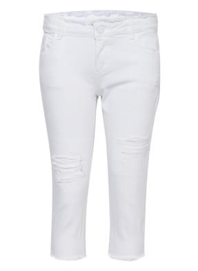 GUESS 7/8-Jeans Skinny Fit mit Fransenbesatz