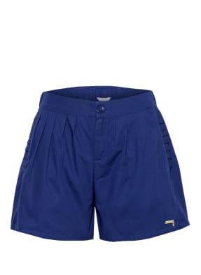 GUESS Shorts mit Rüschenbesatz