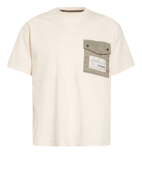 NAPAPIJRI T-Shirt HONOLULU im Materialmix