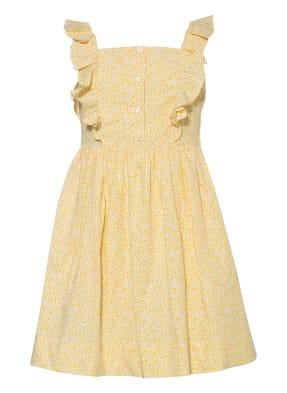 POLO RALPH LAUREN Kleid mit Rüschenbesatz