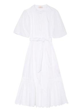TORY BURCH Kleid mit Lochspitze