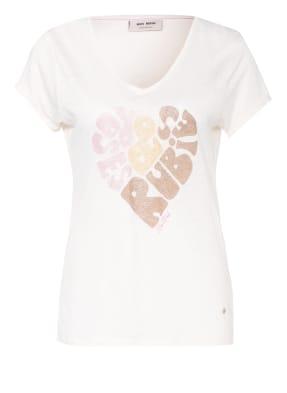 MOS MOSH T-Shirt RUBIES aus Leinen
